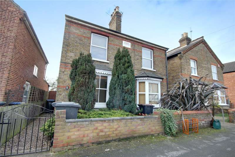 2 Bedrooms Semi Detached House for sale in Hythe Road, Staines-Upon-Thames, TW18