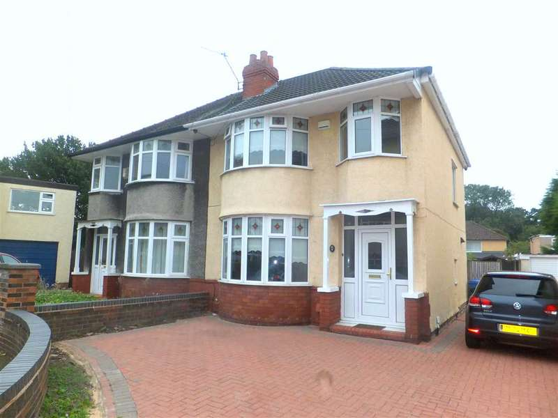 3 Bedrooms Semi Detached House for sale in Belfield Crescent, Huyton, Liverpool