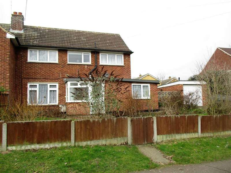 2 Bedrooms Semi Detached House for sale in Gatwick View, Billericay