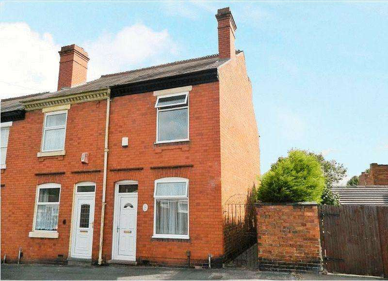3 Bedrooms Terraced House for sale in Vicar Street, Wednesbury