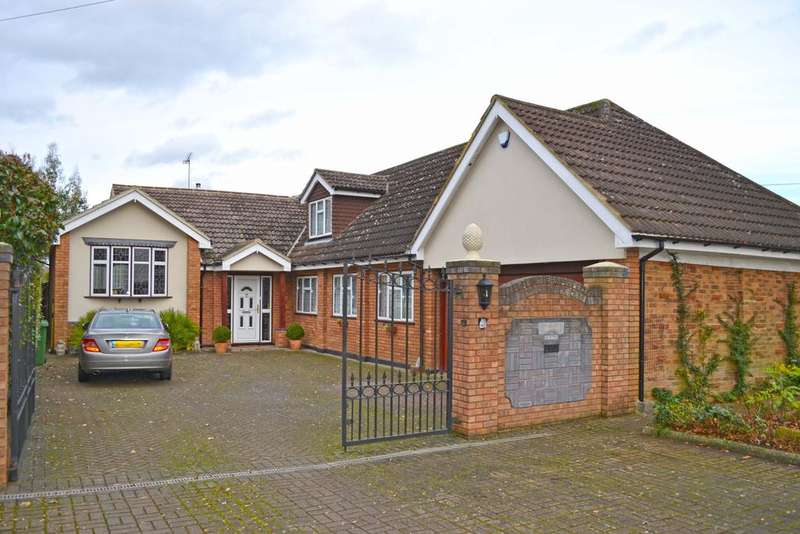 5 Bedrooms Detached House for sale in Baas Hill, Broxbourne EN10