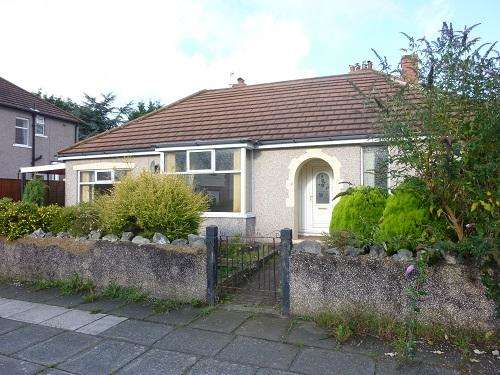 2 Bedrooms Detached Bungalow for sale in 35 Michaelson Avenue, Morecambe LA4