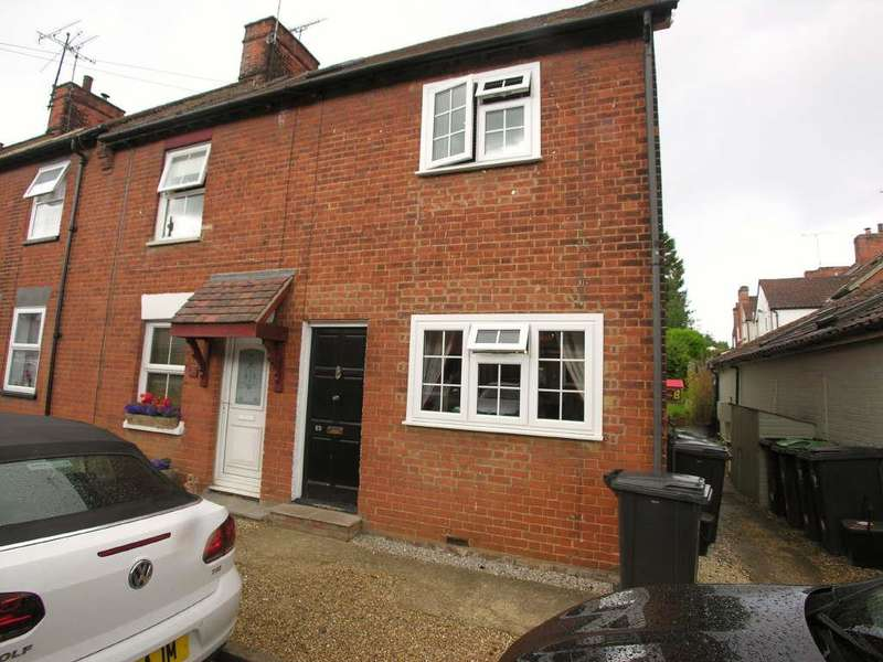 2 Bedrooms Terraced House for sale in West Road, Stansted