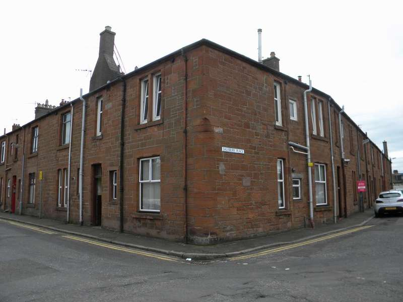 1 Bedroom Ground Flat for sale in Ladykirk Road, Prestwick KA9
