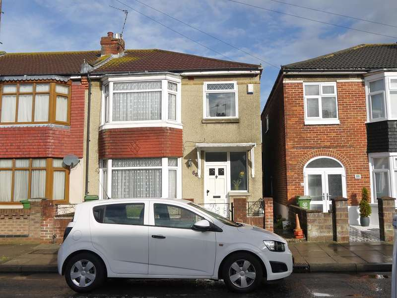 4 Bedrooms End Of Terrace House for sale in Magdalen Road, Hilsea, Portsmouth PO2