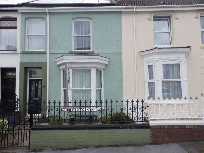 3 Bedrooms Semi Detached House for sale in Glenalla Road,