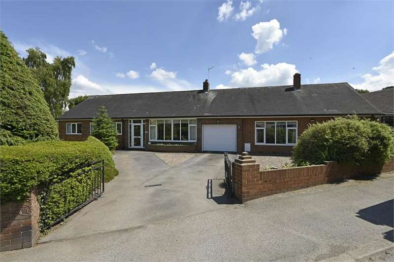 5 Bedrooms Detached Bungalow for sale in The Balk, Walton, Wakefield WF2