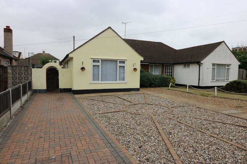 2 Bedrooms Bungalow for sale in Hampton Gardens, Southend-On-Sea