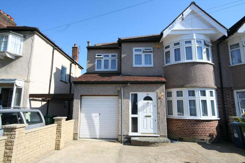 5 Bedrooms Semi Detached House for sale in Formby Avenue, Stanmore HA7