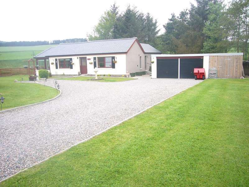 3 Bedrooms Cottage House for sale in Edintore Cottage, Drummuir, Keith AB55 5PJ