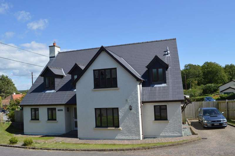 4 Bedrooms Detached House for sale in St. Mary Church, Cowbridge CF71
