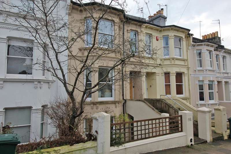 1 Bedroom Flat for sale in Springfield Road, Brighton BN1