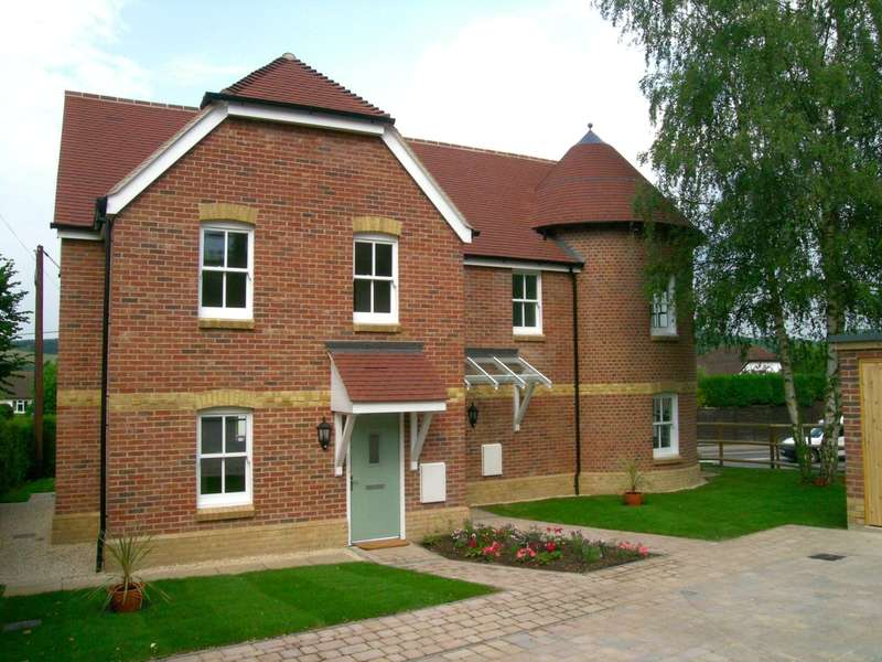 2 Bedrooms Semi Detached House for sale in Tree Cottages, Reading Road, Lower Basildon, Reading, RG8