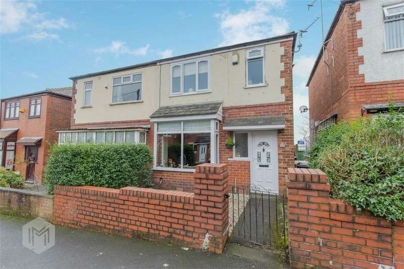 3 Bedrooms Terraced House for sale in Stanley Road, Heaton, Bolton, Lancashire