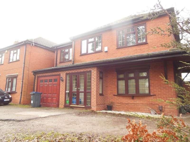 5 Bedrooms Detached House for sale in Edgbaston Road, Balsall Heath, Birmingham B12