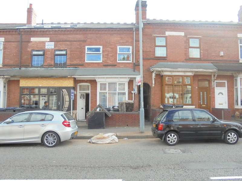 4 Bedrooms Terraced House for sale in Witton Road, Aston b6