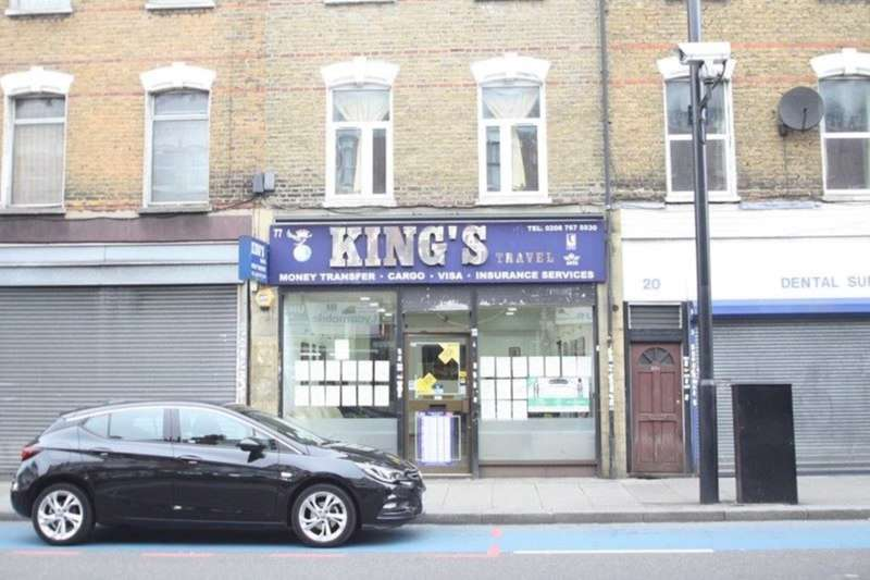 Commercial Property for sale in UPPER TOOTING ROAD