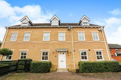 3 Bedrooms End Of Terrace House for sale in The Granary, Arlesey, Bedfordshire, England