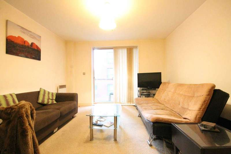 1 Bedroom Apartment Flat for sale in Barton Place, 3 Hornbeam Way, Green Quarter