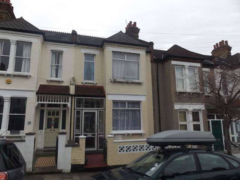 3 Bedrooms Terraced House for sale in Crowborough Road SW17