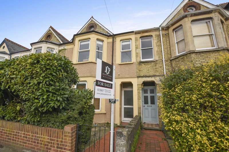 3 Bedrooms Apartment Flat for sale in Cowley Road, East Oxford