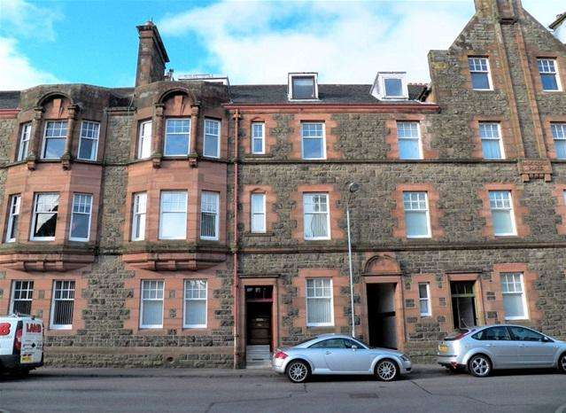 1 Bedroom Flat for sale in 8F Barochan Place, Campbeltown, PA28 6AX