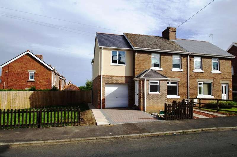 3 Bedrooms Semi Detached House for sale in Davis Crescent, Langley Park, Co Durham DH7