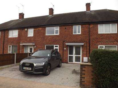 3 Bedrooms Terraced House for sale in Carew Road, Clifton, Nottingham