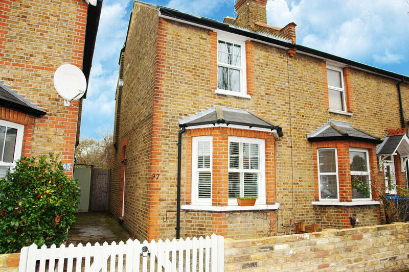 3 Bedrooms Cottage House for sale in Beaconsfield Road, Surbiton