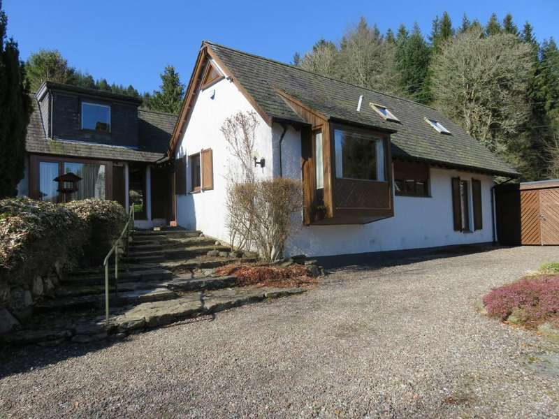 4 Bedrooms Detached House for sale in Dalguise, Dunkeld PH8