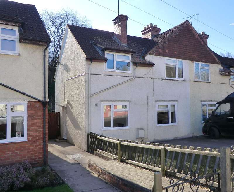 2 Bedrooms Semi Detached House for sale in Forest Road, Lydney GL15