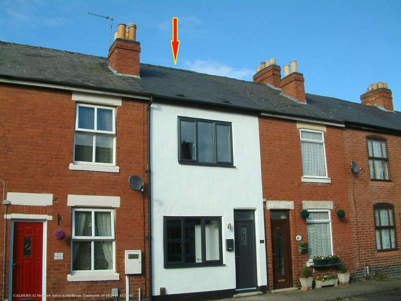 3 Bedrooms Terraced House for sale in Meadow Street, Kettlebrook, B77 1AD