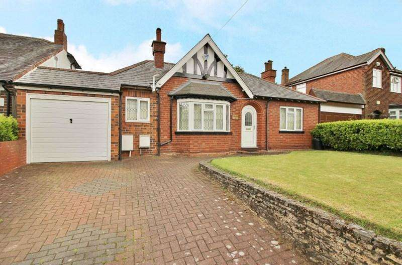 2 Bedrooms Detached Bungalow for sale in Bustleholme Lane, West Bromwich