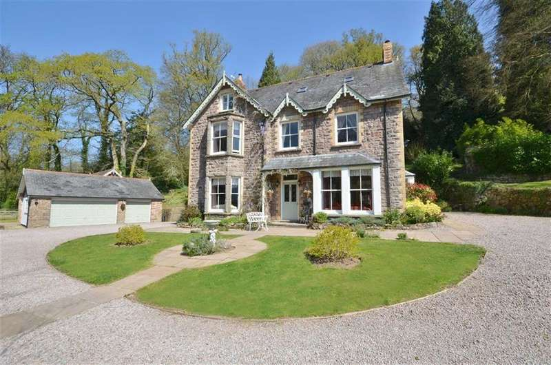 6 Bedrooms Detached House for sale in Brockweir, Wye Valley, Monmouthshire