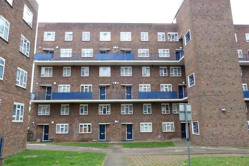 3 Bedrooms Apartment Flat for sale in Donnington Road, Willesden, London