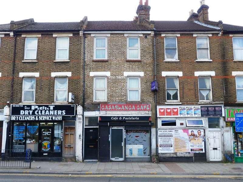 1 Bedroom Terraced House for sale in Harrow Road, Kensal Rise, London