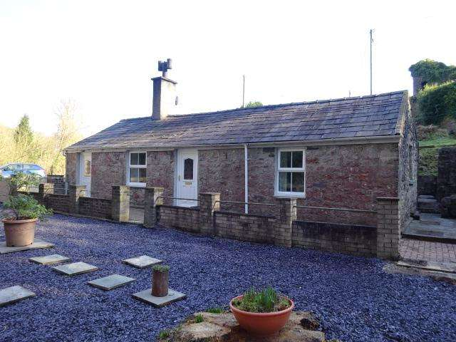2 Bedrooms Detached Bungalow for sale in FELINHELI LL56