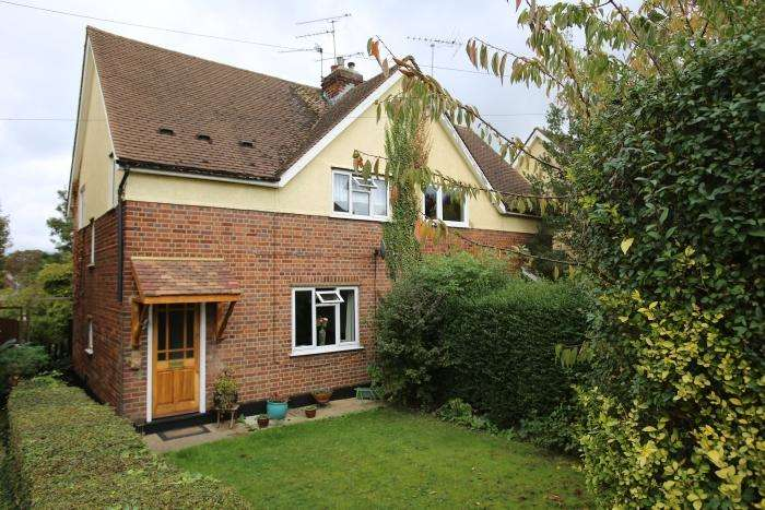 3 Bedrooms Semi Detached House for sale in MANOR ROAD, OLD HARLOW CM17