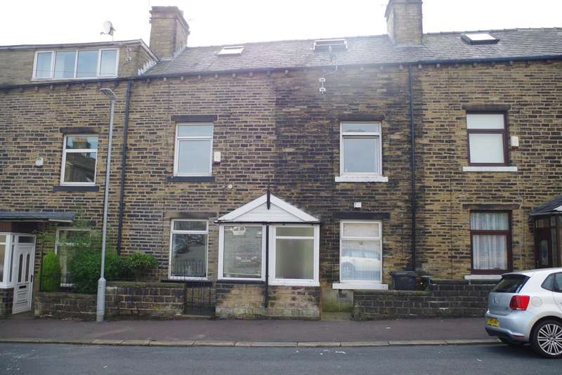 2 Bedrooms Terraced House for sale in Bath Place, Boothtown, Halifax HX3
