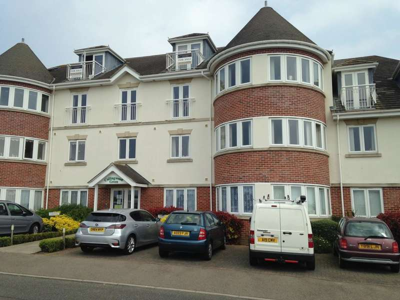 2 Bedrooms Flat for sale in Collingwood Green, Collingwood Road, Clacton-on-Sea CO15