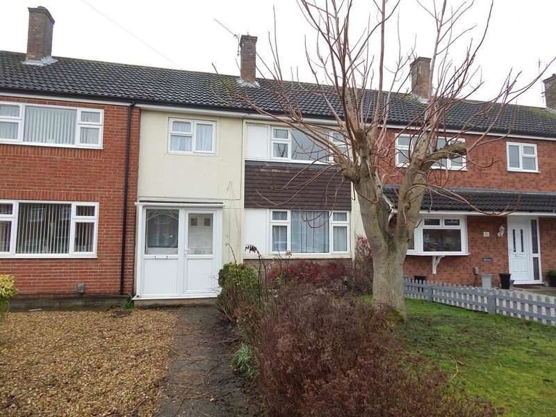 3 Bedrooms Terraced House for sale in Hine Way, Hitchin SG5 2SL