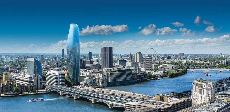 3 Bedrooms Apartment Flat for sale in One Blackfriars, London SE1