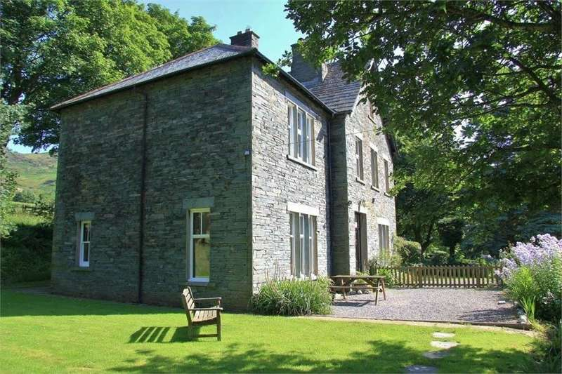 3 Bedrooms Semi Detached House for sale in Yewthwaite, Newlands, Keswick, Cumbria
