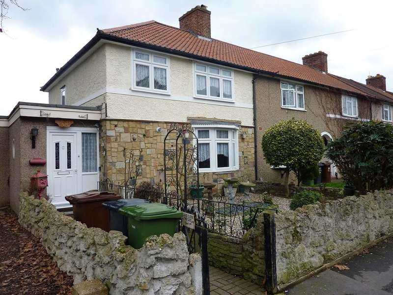 3 Bedrooms End Of Terrace House for sale in Hitherfield Road, Dagenham RM8