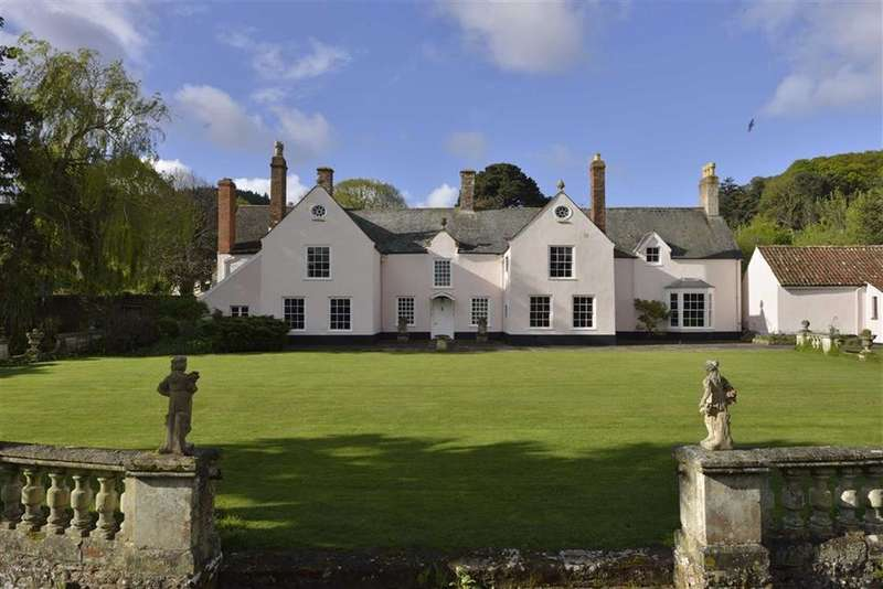 6 Bedrooms Detached House for sale in Ellicombe, Dunster, Somerset, TA24