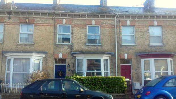 3 Bedrooms Terraced House for sale in Greenbrook Terrace, Taunton TA1