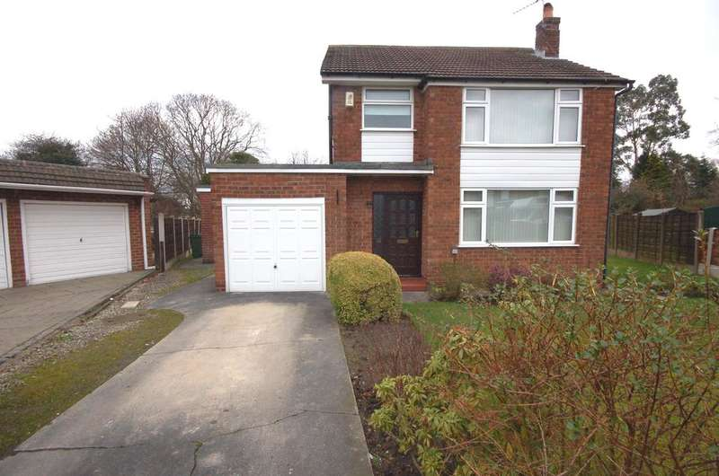 3 Bedrooms Detached House for sale in Longnor Road, Heald Green, Cheadle, Cheshire SK8