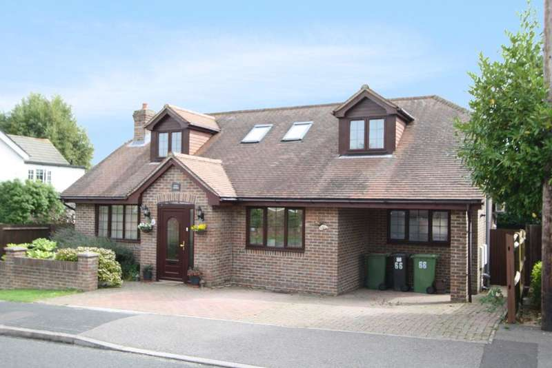 4 Bedrooms Detached House for sale in Yardley Road, Hedge End SO30