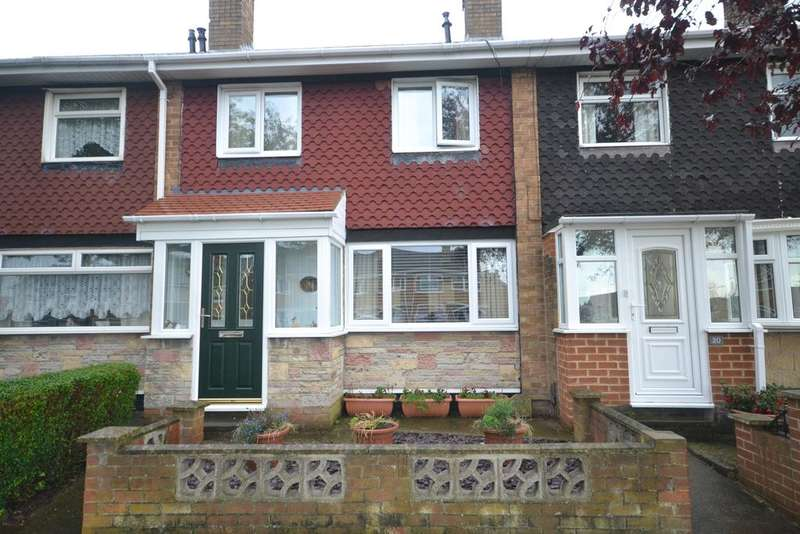 2 Bedrooms Terraced House for sale in Fulbeck Road, Middlesbrough TS3