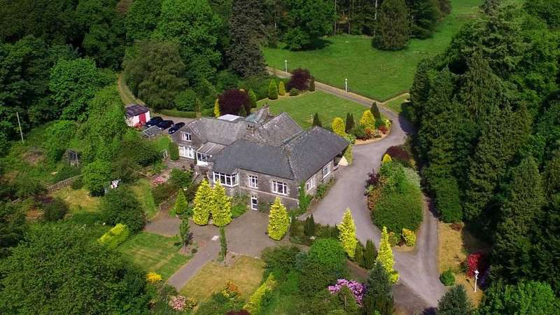 7 Bedrooms Farm Land Commercial for sale in Balmaghie Estate, Castle Douglas, DG7